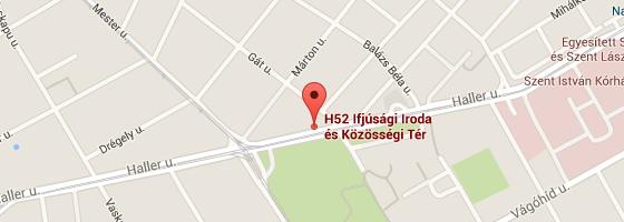 H52 térkép