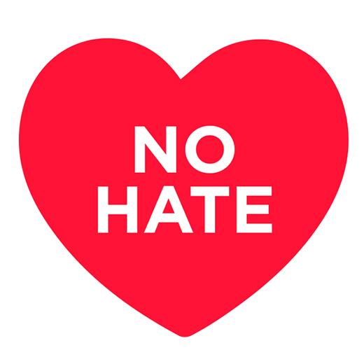 [A No Hate Speech Mozgalom logója]