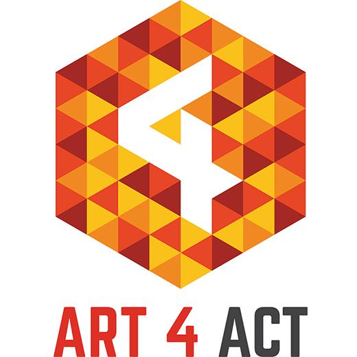 [Az Art4Act logója]