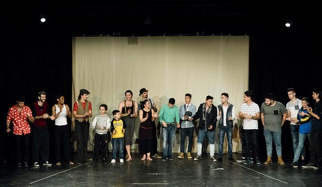 Szociális cirkusz az FMK-ban
