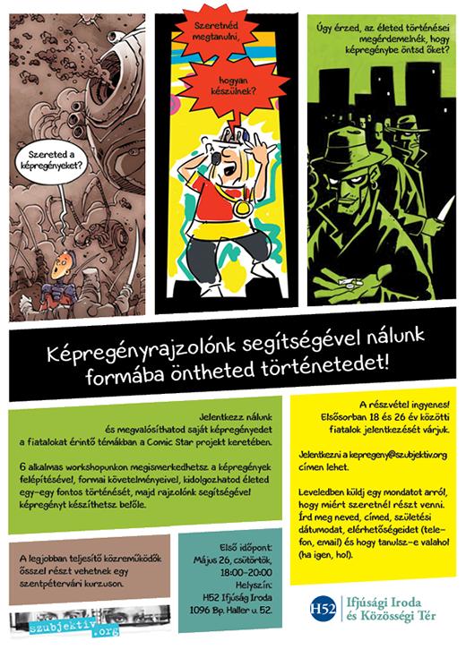 RESPECT workshop plakát